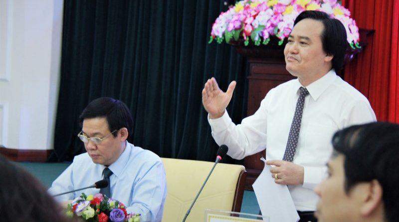 Bộ giáo dục sẽ tiến hành bỏ công chức ,viên chức với giáo viên