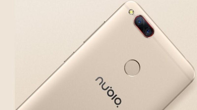 Chiếc điện thoại không viền Nubia sẽ được ra mắt vào ngày mai 1/6