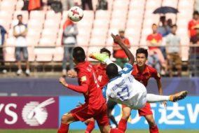 Thất bại này là bài học đáng ghi nhớ cho u20 v Việt Nam