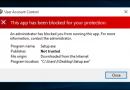 Ngăn chặn người khác cài phần mềm vào máy tính của bạn bằng cách nào ?