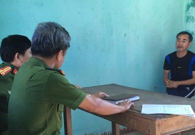 Quảng Nam : Thầy giáo dâm ô với học sinh