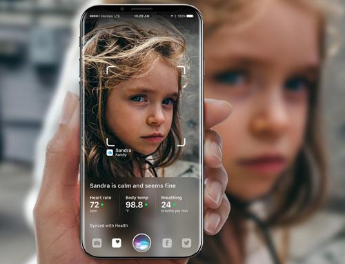 Iphone 8 hứa hẹn sẽ làm mưa làm gió trên thị trường với tốc độ nhận diện gương mặt