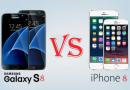 So dáng iPhone 8 với loạt siêu phẩm đình đám hiện nay: Galaxy S8, Xperia XZ1, iPhone 7 Plus, Bphone 2017