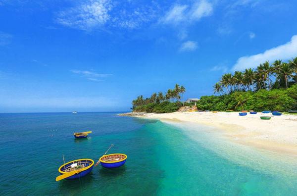 Vẻ đẹp hút hồn của khu du lịch biển đảo Lý Sơn