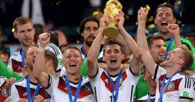 Trọn bộ danh sách 32 đội tuyển dự World Cup 2018
