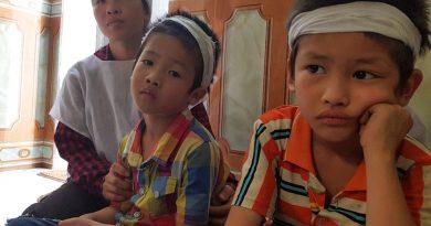Vụ cháy ở nhà máy thép Hòa Phát… TANG TÓC làng quê!