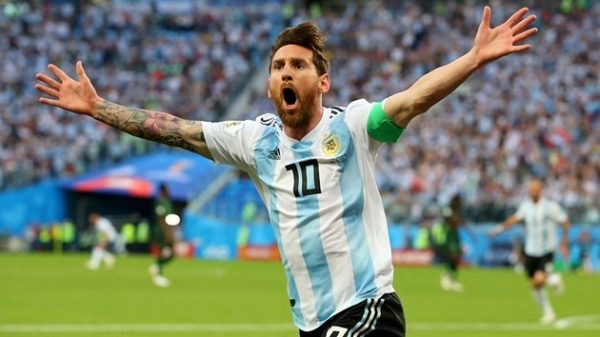 5 điểm nhấn Nigeria 1-2 Argentina