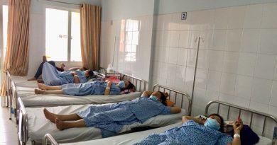 Cảnh báo cúm A (H1N1) – 16 người được xác định dương tính với cúm A
