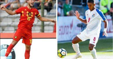 Bỉ thắng đậm Panama- chênh lệch đẳng cấp
