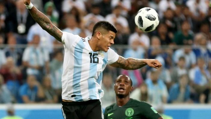 Lấy cớ gì thổi phạt Rojo-5 điểm nhấn argentina-nigeria