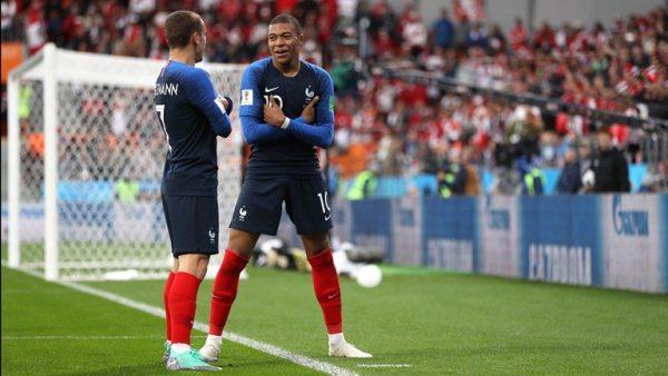 Mbappe đã giúp Pháp ghi bàn