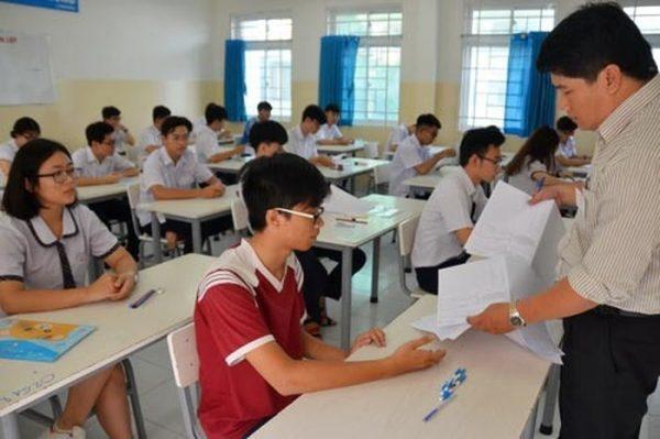 7 thí sinh bị điểm liệt môn Văn tại thành phố hcm
