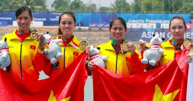 Đoàn thể thao Việt Nam có huy chương vàng đầu tiên tại ASIAD 2018
