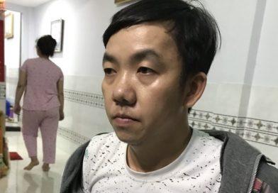 Nghi phạm cướp ngân hàng ở Tiền Giang uống thuốc diệt cỏ tự tử