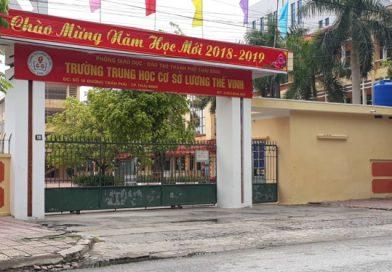 Phó phòng cảnh sát kinh tế tỉnh Thái Bình bị điều tra dâm ô nữ sinh lớp 9