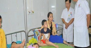 Vi khuẩn đường ruột là gây ngộ độc hơn 200 bé mẫu giáo Hà Nội