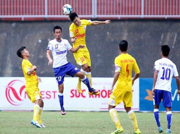 U21 Hà Nội thắng áp đảo Thừa Thiên Huế trong trận khai màn VCK U21