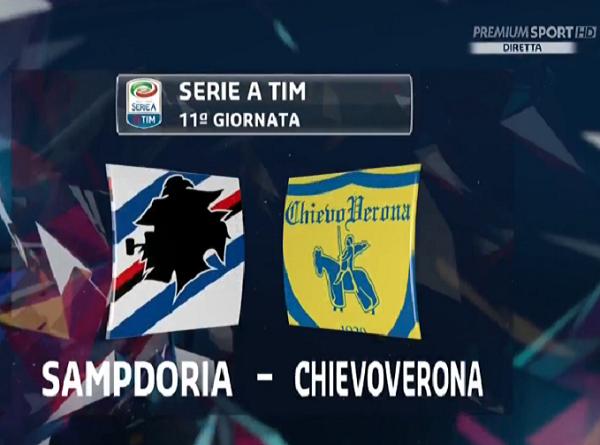 Nhận định Sampdoria vs Chievo