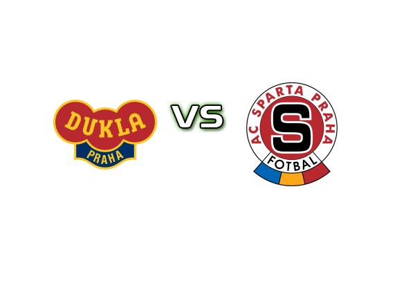 Nhận định Dukla Praha vs Sparta Praha