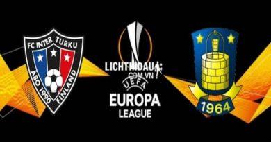 Soi kèo Inter Turku vs Brondby, 22h30 ngày 18/07