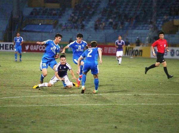Hà Nội FC thắng nghẹt thở Altyn Asyr, Báo châu Á ca ngợi hết lời