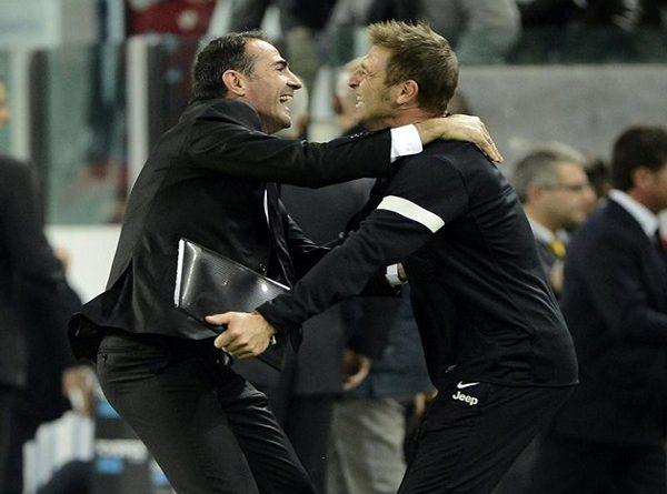 Juventus vắng HLV Sarri 2 vòng đầu
