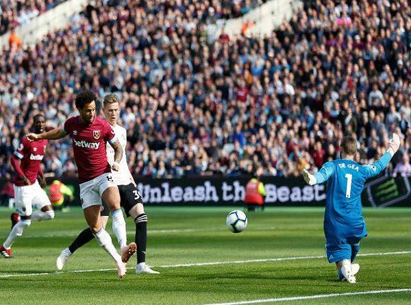 Man Utd làm điều chưa từng có sau thất bại trước West Ham