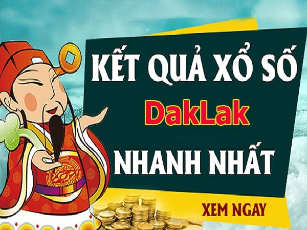 Dự đoán kết quả XS Daklak Vip ngày 19/11/2019