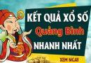 Soi cầu XS Quảng Bình chính xác thứ 5 ngày 16/01/2020