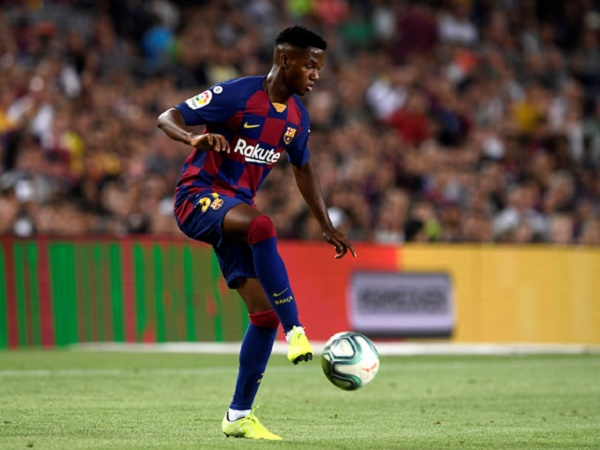 Tin bóng đá TBN 12/3: Đàn em của Messi tại Barcelona có cơ hội lên Tuyển Tây Ban Nha