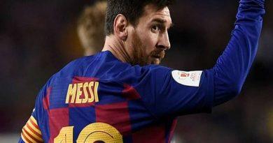 Thống kê của Lionel Messi vượt trội hơn các đội bóng lớn