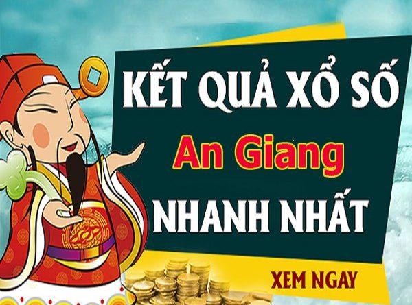 Soi cầu dự đoán XS An Giang Vip ngày 25/03/2021