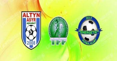 Soi kèo Altyn Asyr vs Energetik Mary, 20h00 ngày 01/06