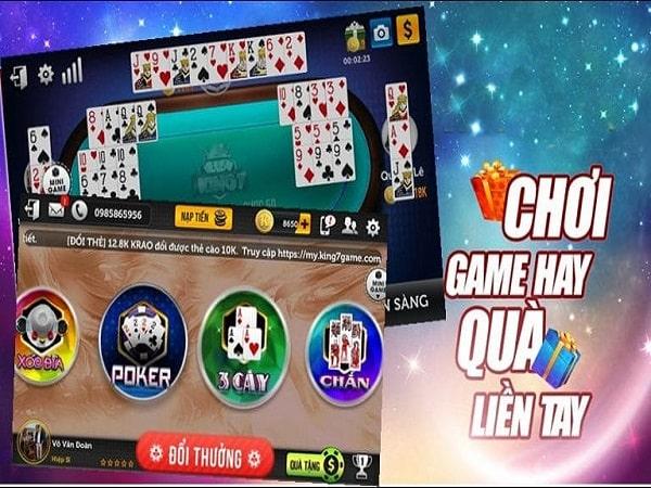 Game bài online đổi thẻ cào mới nhất dành riêng cho bạn
