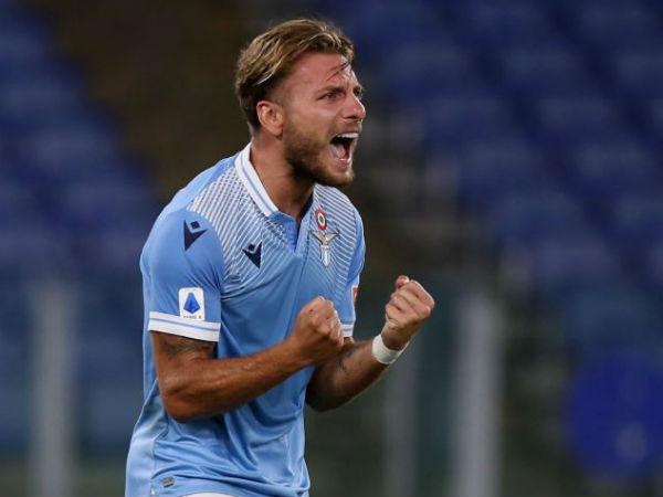 Chuyển nhượng chiều 31/7: Lazio không bán Ciro Immobile