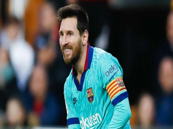 Inter xác định thời điểm cướp Messi từ Barca