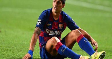 Tin bóng đá 23/9: Vụ Suarez về Atletico nguy cơ đổ bể
