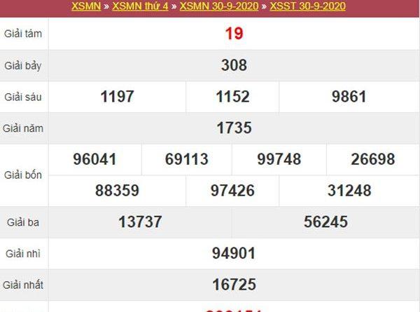 Dự đoán XSST 7/10/2020 chốt lô VIP Sóc Trăng thứ 4
