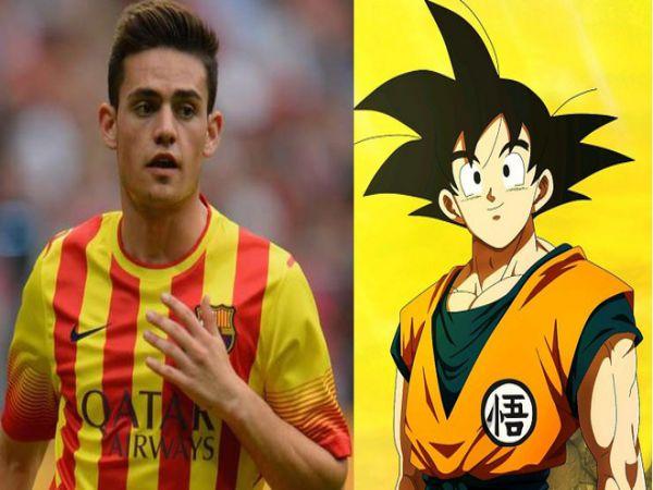 Tin bóng đá tối 13/10: Cựu cầu thủ Man City đổi tên thành Goku