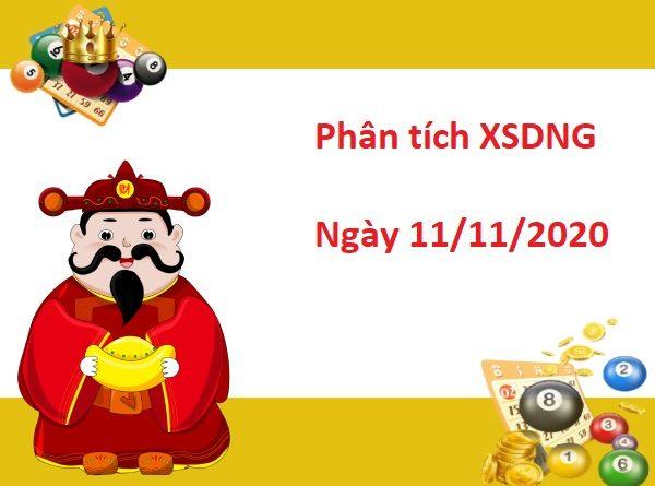 Phân tích XSDNG 11/11/2020 hôm nay - Dự đoán XSDNG 11/11/2020 - Soi cầu dự đoán xổ số Đà Nẵng ngày 11 tháng 11 năm 2020. Tham khảo thống kê soi cầu XSDNG
