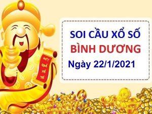 Soi cầu XSBD ngày 22/1/2021