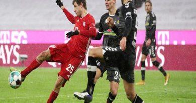Thể thao tổng hợp 18/1: Bayern Munich ngắt mạch khủng hoảng