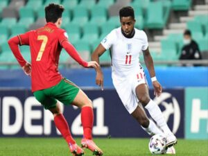 Tin bóng đá tối 29/3: U21 Anh sớm bị loại khỏi giải U21 châu Âu