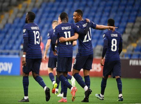 Tin World Cup hôm nay 29/3: Les Bleus giành 3 điểm đầu tiên