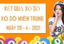Soi cầu kết quả SXMT thứ 5 ngày 29/4/2021