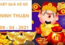 Dự đoán xổ số Ninh Thuận thứ 6 ngày 9/4/2021