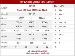 Phân tích XSMB ngày 16/4/2021 - Phân tích kết quả XSMB thứ 6