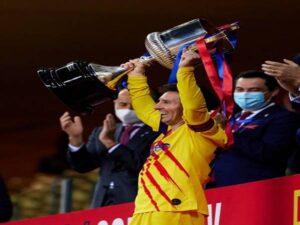 Tin chuyển nhượng ngày 22/4: Messi sẽ gia hạn Barca thêm 2 năm