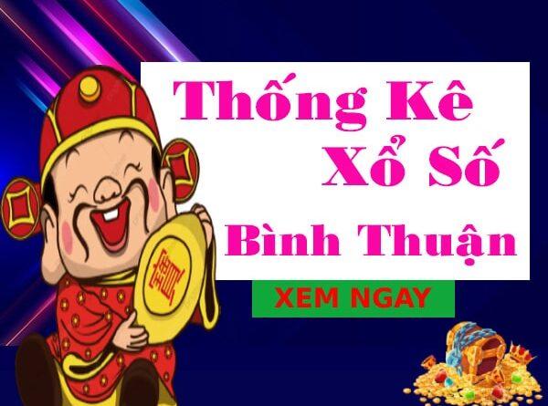 Thống kê xổ số Bình Thuận 13/5/2021
