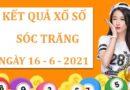 Soi cầu Kết quả xổ số Sóc Trăng thứ 4 ngày 16/6/2021
